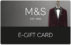 marks and spencer e gift card