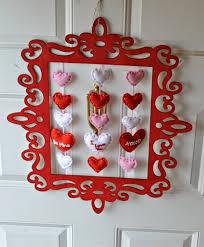 Valentine Door Decoration Ideas Gorgeous Valentine Day Outdoor Decoration Shows Splendid Small