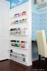 create the perfect diy paint storage from ss or wood the paint storage shelves