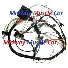 el camino wiring harness ebay What Is A Wiring Harness dash wiring harness 70 71 chevy chevelle malibu el camino ss (fits el camino what is a wiring harness