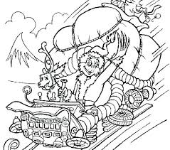 The Grinch Coloring Pages The Coloring Pages Sheets Page Good Image