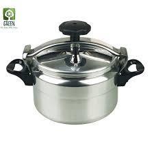 Nồi áp suất đun ga Fujika sử dụng được trên bếp từ chất liệu inox dung tích  từ 3L đến 11L giá bán 270.000₫
