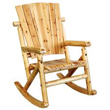 wooden rocking chair. Modren Rocking Leigh Country Aspen Wood Outdoor Rocking Chair To Wooden A