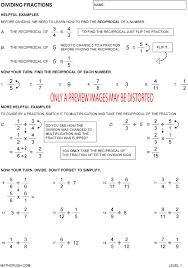 Worksheet #12241584: Multiplying and Dividing Fractions Worksheets ...