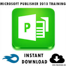 Microsoft Office Publisher 2013 Video Training Tutorial Instant