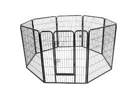 8 panel heavy duty playpen