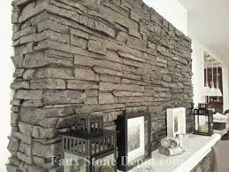 faux stone wall panels price