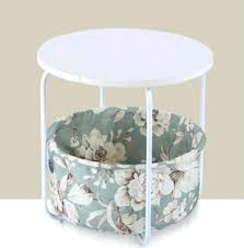 42 inch glass coffee table round tables multi functional storage side tea