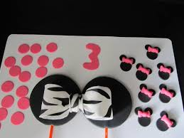 Baby Mickey Mouse Edible Cake Decorations Baby Mickey And Minnie Mouse Cake Toppers Cake