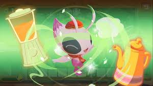Pokemon Cafe Mix - Shiny Celebi to be distributed - Nintendo Everything