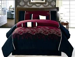 camo bed in a bag bed in bag with curtains burdy and black velvet comforter bed