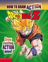 how to draw action dragonball z dragonball z michael teitelbaum 9780439437240 amazon books