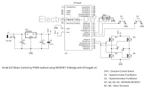 motor driver with mosfet h bridge and avr atmega8 Tiny Pwm Wiring Diagram pwm motor driver with mosfet h bridge and avr atmega8 Pwn Fan Wiring Diagram