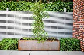 Small Picture The Best Of Wall Garden Design Or By Garden Fence Design Ideas