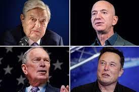 Bezos, Musk, Soros, Buffet y Bloomberg eludieron durante años pagar impuestos en Estados Unidos