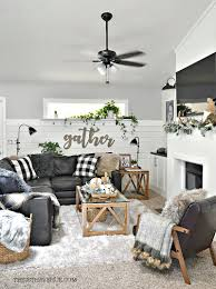 living room decorating ideas images. Living Room Decor Ideas Inspired By Industrial And Modern Farmhouse Design. Decorating Images
