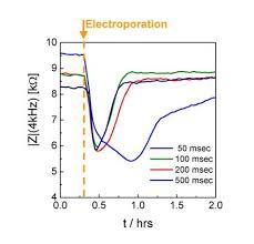 Analytical Electroporation Assays Using Ecis