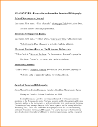 Best Annotated Bibliography Example For Kidsstudents School