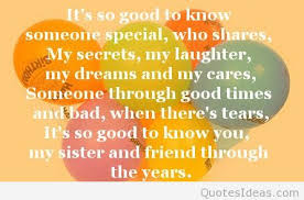 Quotes For Sister Birthday Classy Happy Birthday To My Sister Quotes And Images