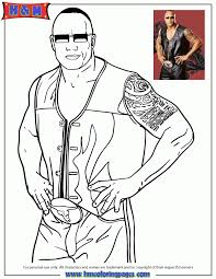 Small Picture Printable Wwe Coloring Pages line drawings online Printable Wwe