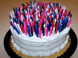birthday cake with many candles.  Candles How Many Candles On An Adultu0027s Birthday Cake Inside With H