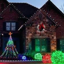 Outdoor lighting balls Glow In Dark How To Make Outdoor Light Balls Christmas Tree Made Of Lights Ideas How To Make Outdoor Light Balls Christmas Tree Made Of Lights