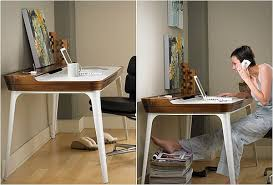 ergonomic home office desk. Modern Minimalist Home Office Desk Amalgamates Ergonomic Design With Elegant Form G
