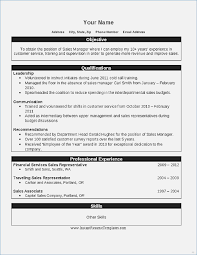 Resume Template For Internal Promotion Best of Internal Promotion Resume Sample Fastlunchrockco