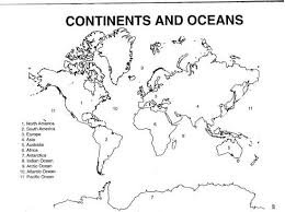 Printable Blank World Map Quiz Download Them Or Print