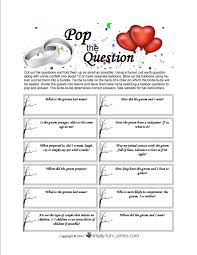 Kitchen Tea Games Bridal Shower Newlywed Game Questions Groom Bridal Shower