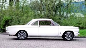 Chevrolet Corvair Monza 900 Club Coupe 09 27 1963 - YouTube
