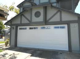 before after garage door 16 x 8 garage door rough opening bandhhcom