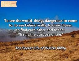 Walter Mitty Quotes