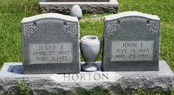John Edgar Horton (1885-1959) - Find A Grave Memorial