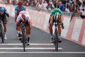 Fernando Gaviria beats Elia Viviani to UAE Tour 2019 stage two victory -  Cycling Weekly