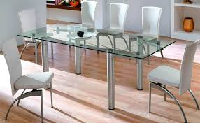 glass dining table price online. glass top dining table set price online t