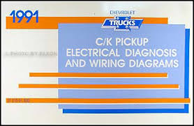91 silverado wiring diagram 91 wiring diagrams 1991 chevy c k pickup wiring diagram manual original