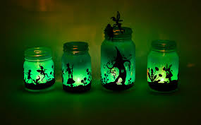 fairy mason jar lanterns diy tutorial on how to make beautiful fairyland luminaries from old
