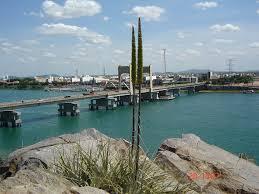 Vista de Juazeiro da Bahia do Alto do Cruzeiro da Ilha do Fogo...