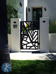 Modern Iron Fence Designs