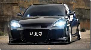 mazda rx8 black modified. mazda rx8 black modified d