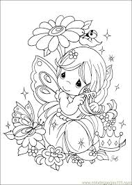 Small Picture Coloring Pages Precious Moments 24 Cartoons Precious moments
