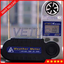 Az8909 Digital 4 In 1 Air Flow And Barometric Pressure