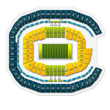 Mercedes Dome Atlanta Seating Chart Mercedes Benz Stadium Tickets