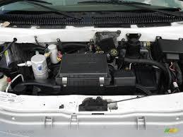 1999 Chevrolet Astro Cargo Van Engine Photos | GTCarLot.com