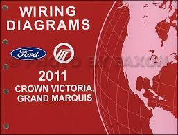 2011 ford crown victoria mercury grand marquis wiring diagram 2011 ford crown victoria mercury grand marquis wiring diagram manual original