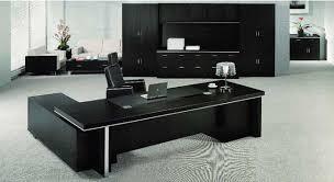 office desk contemporary. incredible black executive office desk echanting of modern luxury contemporary r