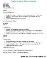 free sample resumes categorized by job title instant cover letter purchaser cover letter
