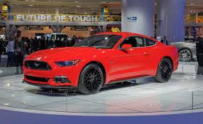 ford new car releaseBrand New 2015 Ford Mustang Cars Want to Make It Global  Gadget