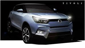 new car launches this monthNew SsangYong Tivoli to be launched in Korea next month  Motor